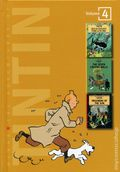 Adventures of Tintin HC (2009 New Edition) 4-REP