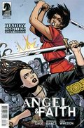 Angel and Faith (2011 Dark Horse) 8B