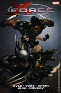 X-Force HC (2010-2012 Marvel) Deluxe Edition 1-REP