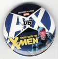 Avengers vs. X-Men Button (2012 Marvel) X-MEN