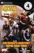 DK Readers The Avengers The World's Mightiest Super Hero Team HC (2012) 1-1ST