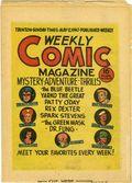 Weekly Comic Magazine (1940) 2