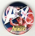 Avengers vs. X-Men Button (2012 Marvel) WANDA