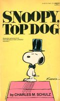 Snoopy, Top Dog PB (1981 Fawcett Crest) 1-REP