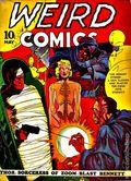 Weird Comics (1940) 2