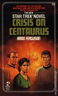 Star Trek Crisis on Centaurus PB (1986 Pocket Novel) 28-1ST