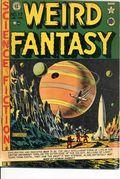 Weird Fantasy (1950 E.C. Comics) 17A