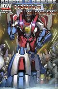 Transformers (2012 IDW) Robots In Disguise 2D