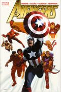 Avengers HC (2011-2013 Marvel) By Brian Michael Bendis 3-1ST