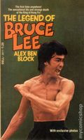 Legend of Bruce Lee PB (1974 Dell) 1-REP
