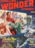 Thrilling Wonder Stories (1936-1955 Beacon/Better/Standard) Pulp Vol. 32 #1