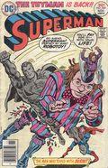 Superman (1939 1st Series) Mark Jewelers 305MJ