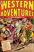 Western Adventures Comics (1948) 2