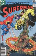 Superman (1939 1st Series) Mark Jewelers 319MJ
