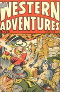 Western Adventures Comics (1948) 3