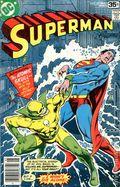 Superman (1939 1st Series) Mark Jewelers 323MJ