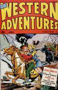 Western Adventures Comics (1948) 4