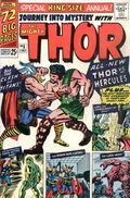 Thor (1962-1996 1st Series) Canadian Price Variant Annual 1