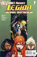 DC Comics Presents Legion Super-Heroes (2011) 1B
