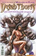 Dejah Thoris and the White Apes of Mars (2012 Dynamite) 1D