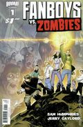 Fanboys vs. Zombies (2012 Boom) 1D
