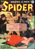 Spider (1933-1943 Popular Publications) Pulp Apr 1937