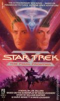 Star Trek V The Final Frontier PB (1989 Pocket Novel) 1-1ST