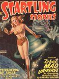 Startling Stories (1939-1955 Better Publications) Pulp Vol. 18 #1