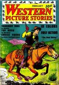 Western Picture Stories (1937) 1