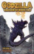 Godzilla Kingdom of Monsters TPB (2011-2012 IDW) 3-1ST