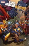 Marvel Universe vs. Wolverine TPB (2012 Marvel) 1-1ST
