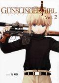 Gunslinger Girl GN (2003-2007 ADV Digest) 2-1ST