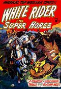 White Rider and Super Horse (1950 Novelty) 5