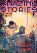 Amazing Stories (1926-Present Experimenter) Pulp Vol. 9 #9
