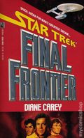 Star Trek Final Frontier PB (1988 Pocket Novel) 1-1ST