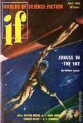 If Worlds of Science Fiction (1952 Pulp Digest) Vol. 1 #2