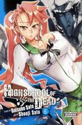 High School of the Dead GN (2011-2012 Yen Press Digest) 6-1ST