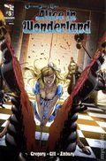 Grimm Fairy Tales Alice in Wonderland (2012 Zenescope) 5B