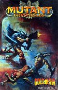 Mutant Chronicles Golgotha (1996) 4P