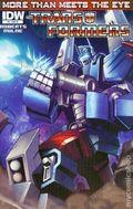 Transformers More than Meets the Eye (2012 IDW) 4RI