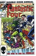 Fantastic Four (1961 1st Series) Annual 19