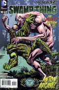 Swamp Thing (2011 5th Series) 10