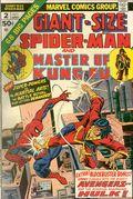 Giant Size Spider-Man (1974) 2