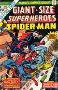 Giant Size Super Heroes Featuring Spider-Man (1974) 1