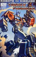 Transformers (2012 IDW) Robots In Disguise 6A