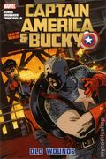 Captain America and Bucky: Old Wounds HC (2012 Marvel) 1-1ST
