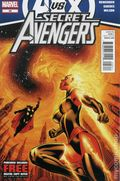 Secret Avengers (2010 1st Series) 28A