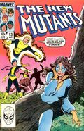 New Mutants (1983 1st Series) 13