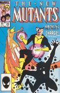 New Mutants (1983 1st Series) 35