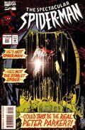Spectacular Spider-Man (1976 1st Series) 222